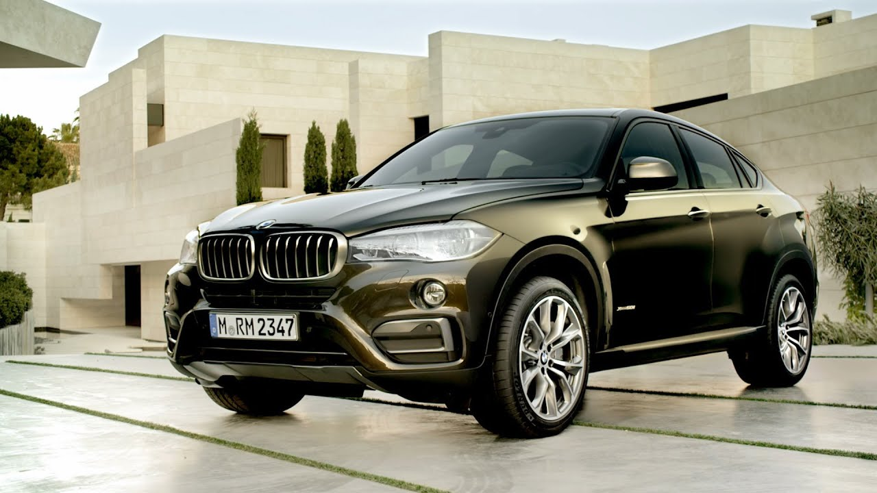 The All New Bmw X6 Official Launchfilm Youtube