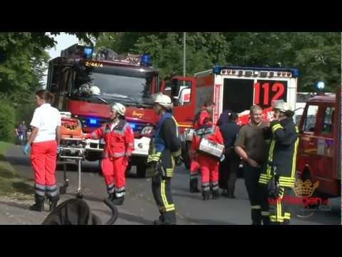 Stichflamme aus Gaskocher: 5 Verletzte müssen ins Krankenhaus