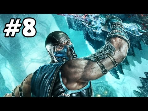 Let's Play Mortal Kombat 9 Story Mode Deutsch #08 - Sub Zero