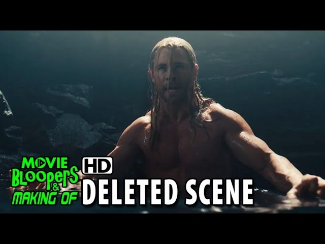 Avengers: Age of Ultron (2015) Blu-ray/DVD Deleted Scene #1 - Norn Cave