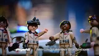 Smyths Toys - Playmobil Ghostbusters