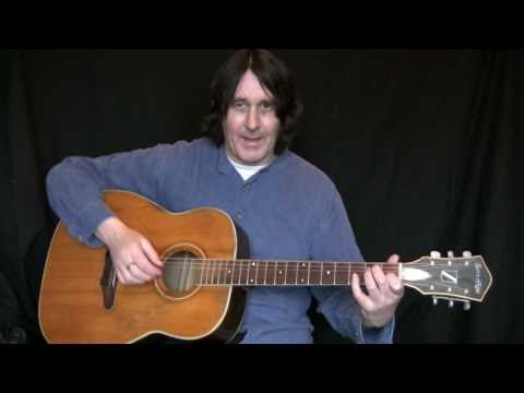 The Blues Scale Explained 1