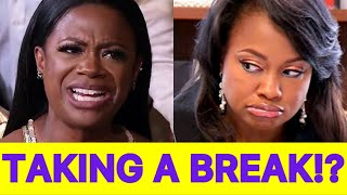 JUICY NEWS! Kandi Burruss Not Returning To RHOA When Phaedra Parks Returns, Porsha Speaks Out!