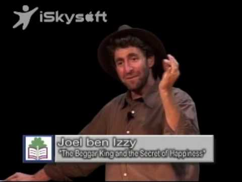 Joel ben Izzy at One Book One Community part 9
