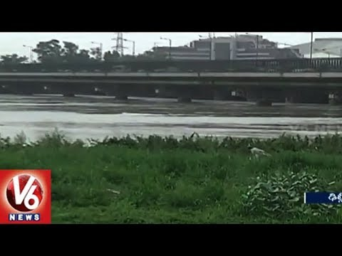 Yamuna River Crosses Danger Level, Over 1000 Families Evacuated | Special Report | V6 News