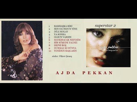 AJDA PEKKAN - SUPERSTAR 2 (1979) FULL ALBÜM