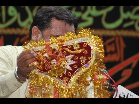 Zakir Syed Muhammad Hussain Shah I 17 Muharram 2018 I Shahadat Shahzada Ali Akbar a.s I