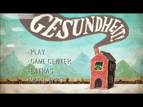Gesundheit! IPhone/iPod Gameplay