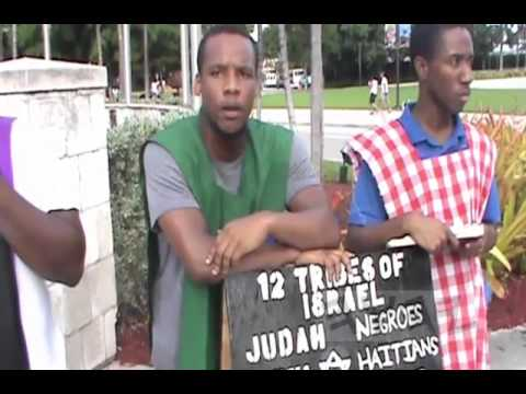 Deut 28 Proves Negroes/Latinos/Native Americans Are The Israelites