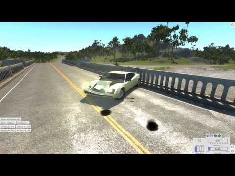 BeamNG.drive - Valley Roads and Mountains, An Open Road! RELEASED! UPDATE 7/31/14
