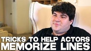 Tricks To Help Actors Memorize Lines by Michael Barra