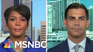 Atlanta And Miami Mayors Weigh In On Expected ICE Raids | Velshi & Ruhle | MSNBC