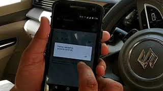 How to connect bluetooth in Ertiga 2019 all models
