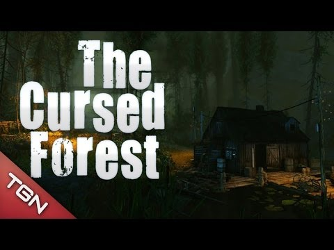 EL GRITO DEL INFRAMUNDO: The Cursed Forest