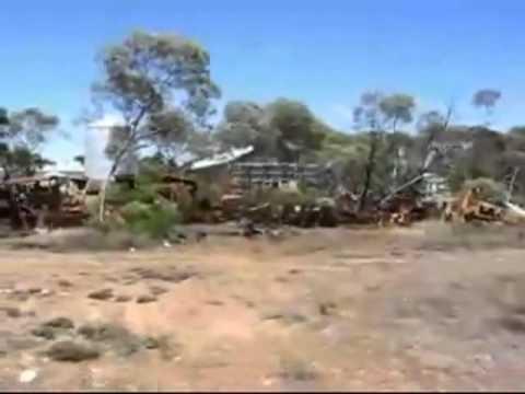 Tanks For Sale Australia Tank Graveyard in Australia