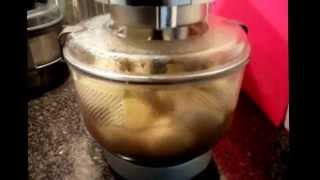 The Kenwood potato peeler Review (unedited)- Is it a waste of money?