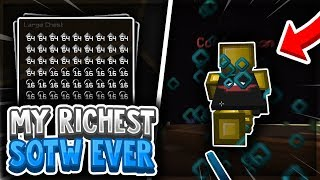 MY RICHEST SOTW EVER *insane* + INFERNAL REALM GIVEAWAY (ViperMC)