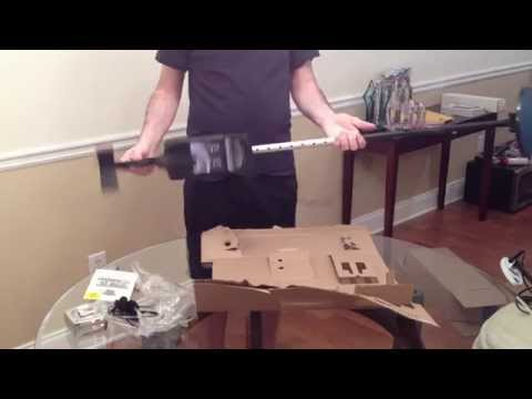 Unboxing and quick review of Bounty Hunter Gold Digger metal detector