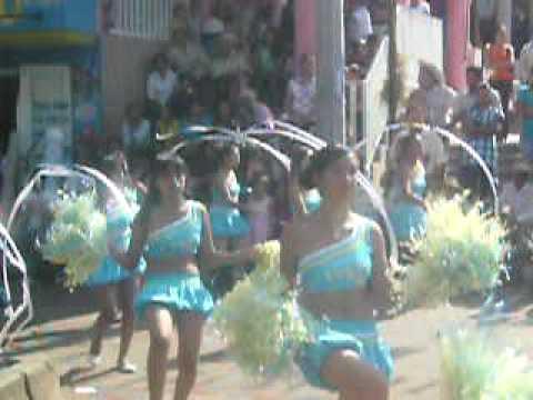Desfile Prepa Luvianos - Banda