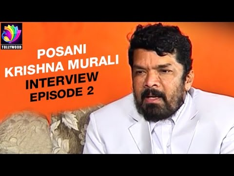 Posani Krishna Murali at Naa Ishtam Show | Posani Interview with Prashanthi | Episode 2