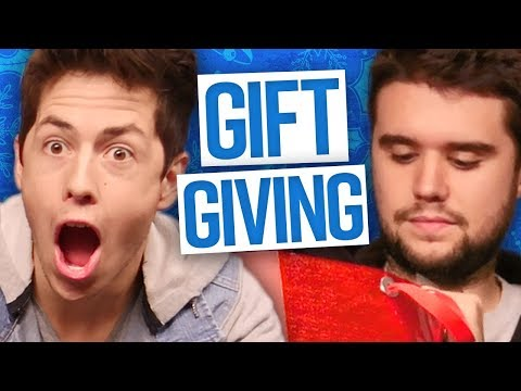 A Guy's Guide to HOLIDAY GIFTS! (Dude View)