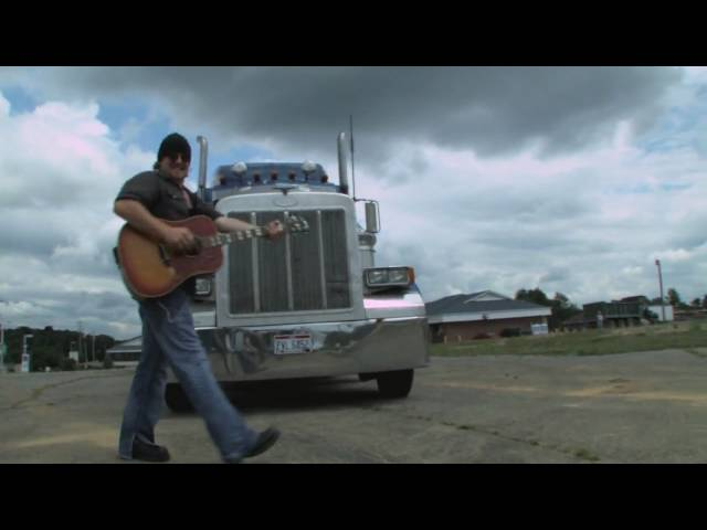 "Pure Grain - ""Truckin Song"" feat. Dave Barnes on slide guitar"