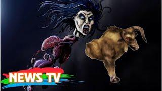 Video clip Top 5 quái vật kỳ quặc nhất trong truyền thuyết châu Á