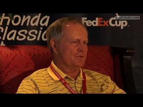 Jack Nicklaus - 2011 Honda Classic Interview