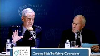 General Douglas Fraser on Curbing Illicit Trafficking Operations In Brief