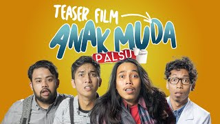 """Teaser Film ANAK MUDA PALSU """"Siap-Siap Tassimbung Di Bioskop"""""""