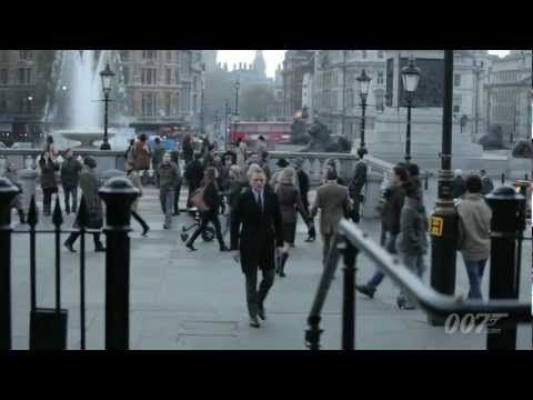 SKYFALL LONDON VIDEOBLOG