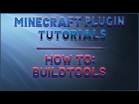 Minecraft Admin How-To: BuildTools