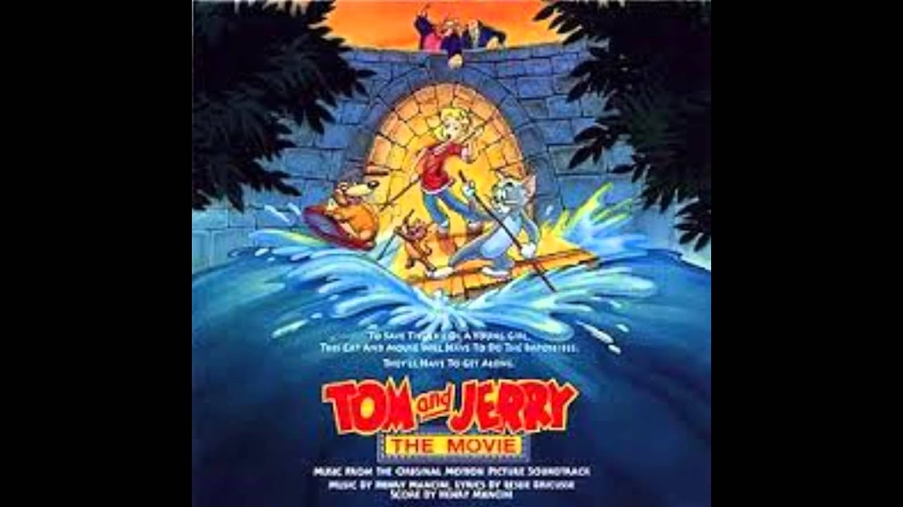 tom and jerry movie game