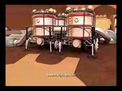 Crazy4Mars - Crazy 4 Mars - Commercial No1