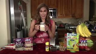 DIY --Quick, Delish & Healthy Overnight Oats in a Jar