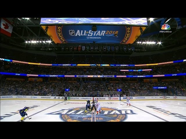 Watch the best moments from the 2018 NHL All-Star Game