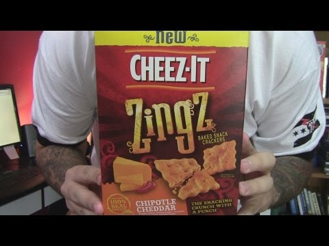WE Shorts - Cheez-It Zingz Chipotle Cheddar