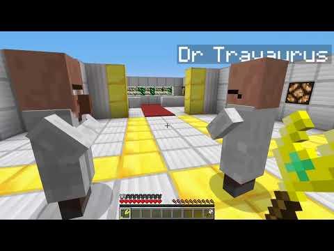 Minecraft   WIZARD TRAINING SCHOOL!!   Custom Mod Adventure
