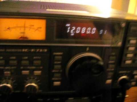 Shortwave Radio, Voice Of America-Madagascar