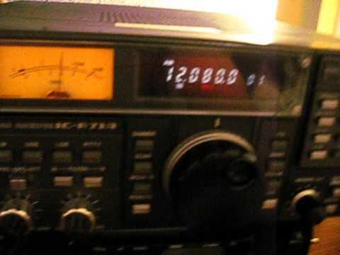 Shortwave Radio, Voice Of America-Madagascar