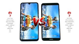 Huawei P Smart 2019 vs Huawei P Smart - Speed Test!