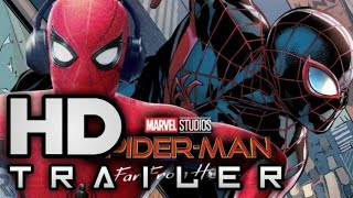 SPIDER MAN: FAR FROM HOME   Official Trailer