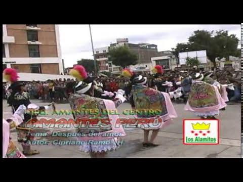 Centro Social Huasicancha -Orq.  Amantes del Centro, Amantes Peru