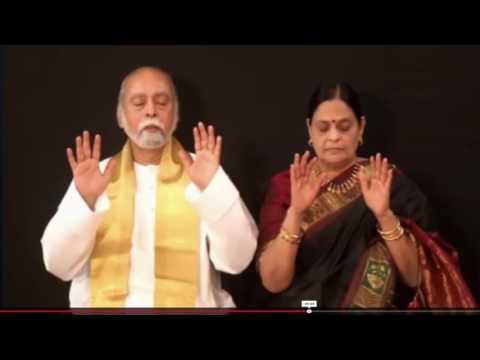 Медитация Шри Аммы и Шри Багавана на 21 декабря день рождения Золотого Века