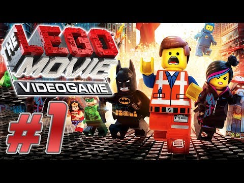 THE LEGO MOVIE VIDEOGAME # 01 ★ Everything is awesome! [HD]