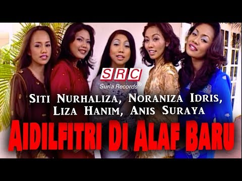 Siti Nurhaliza, Noraniza Idris, Liza Hanim, Anis Suraya - Aidilfitri Di Alaf Baru (official Mv - Hd) video