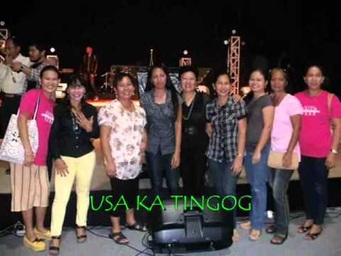 USA KA TINGOG BY PAGLAUM featuring CCF Family photos at concert Music Videos