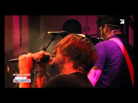 Billy Talent - Rusted From The Rain Live  We Love In Concert Telekom Street Gigs - Hq video