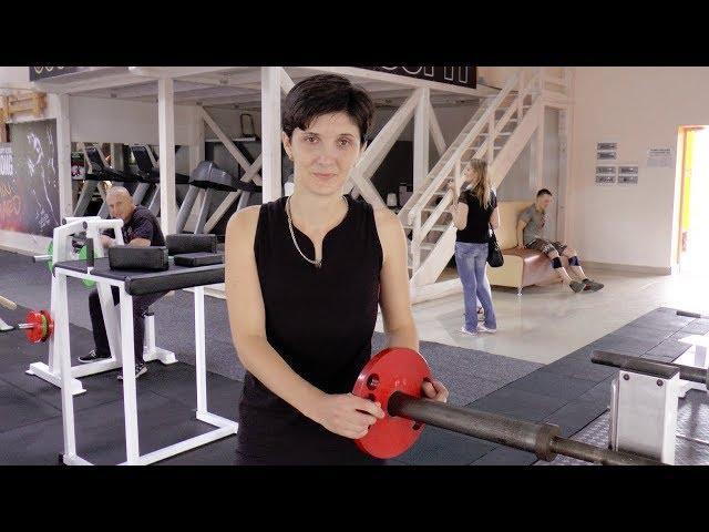 Таня. Силовые тренировки для девушек и женщин в тренажерном зале