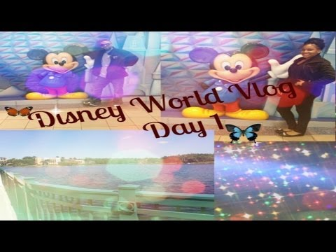 DISNEY WORLD VLOG 2014 | DAY 1 | ARRIVAL & MAGIC KINGDOM